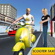 Bike Taxi Driver 3D