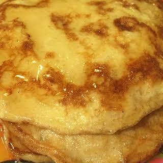 Flourless Banana Pancakes.
