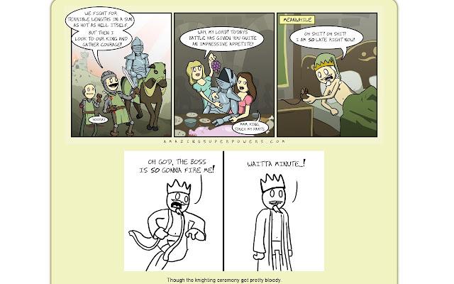 Comic Helper