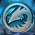 Dragon Tactics 3D Puzzle RPG icon