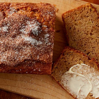 Easy Cake Mix Apple Bread