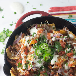 Pulled Pork Loaded Nachos Recipe