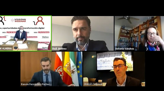 Nuevo webinar de LA VOZ: retos y oportunidades de la transformación digital