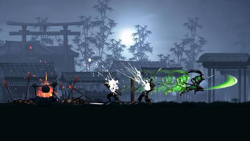 Ninja warrior: legend of shadow fighting games apkmr screenshots 5