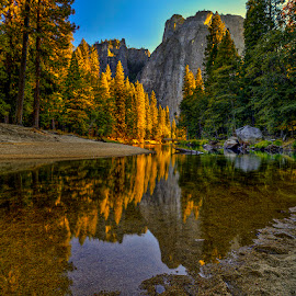 Yosemite.... by John Aavitsland - Landscapes Mountains & Hills