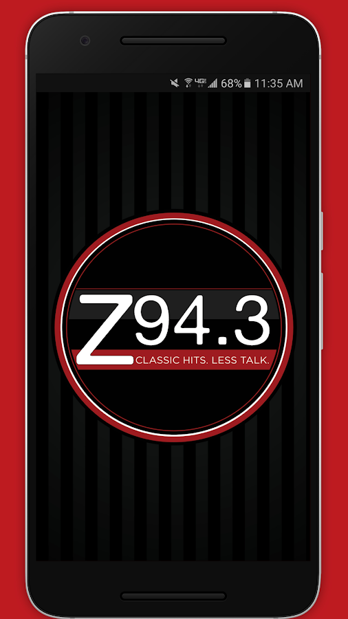 Z94.3 WZOC- screenshot