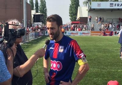 """Eric Vandebon, capitaine désabusé: """"Notre club mérite la D1 Amateur"""""""