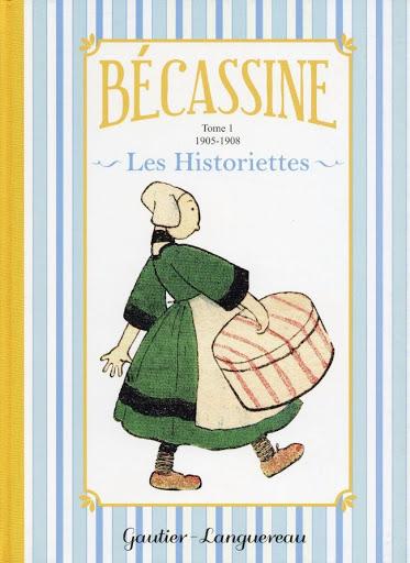Bécassine - Les Historiettes - Sélection jeunesse de Pauline de Montesson