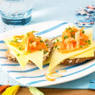 Käse-Knusper-Brötchen