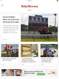 Mackay Daily Mercury - náhled