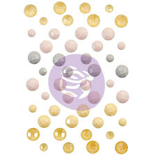 Prima Say It In Crystals Adhesive Embellishments - Spring Farmhouse UTGÅENDE
