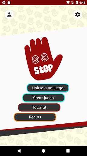 Stop! - Juego de palabras 1.2.6 screenshots 1