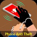 Phone Anti-Theft Alarm icon