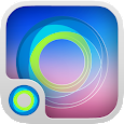 Violet Spectrum Hola Theme Pro icon