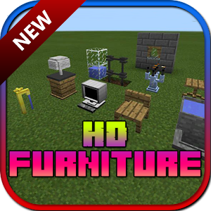 HD Furniture Mod for Minecraft PE