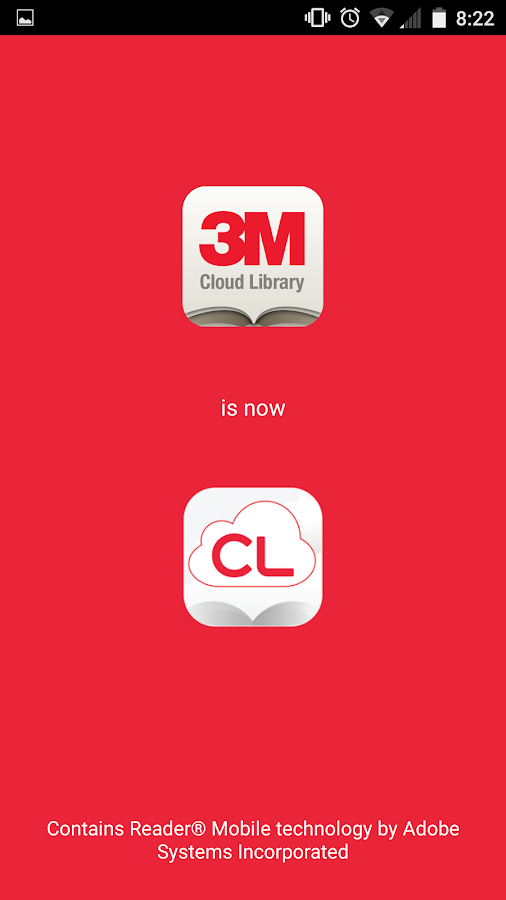 cloudLibrary- screenshot