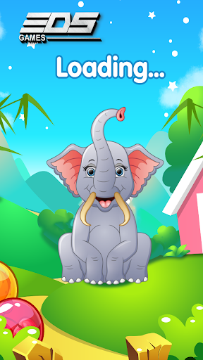 Elephant Baby Rescue: Classic Bubble Shooter 1.0.2 screenshots 2