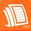 Enem 2016 Simulado Gabaritando icon