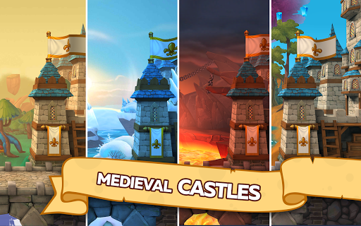 Hustle Castle: Medieval games in the kingdom Apk 1