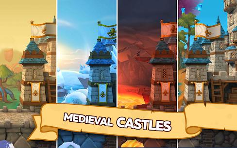 Hustle Castle: Fantasy Kingdom 1.28.1 Apk + Mod (High Damage) Android 1