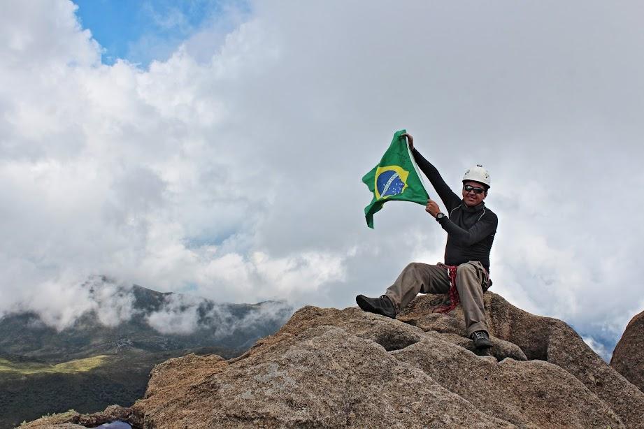 Pico das Agulhas Negras, 2790,94m, Quinta Montanha mais alta do Brasil. Parque Nacional do Itatiaia. Rio de Janeiro, Brasil. Jean Felipe Lopes.