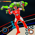 Robot Fighting Games 2020: Grand Ring Robot Battle icon