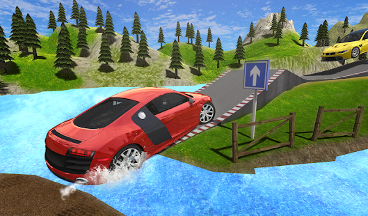 Car Stunts Driver 3D screenshot
