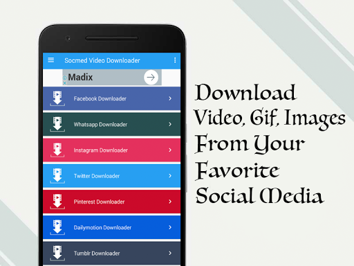All Social Media Video Downloader 3.2 screenshots 1