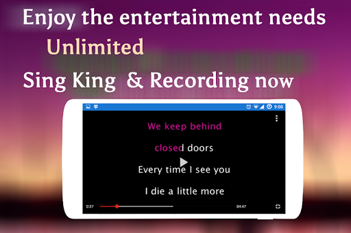 Free Karaoke - Sing Karaoke Record screenshots 1