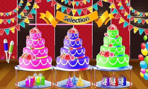 Birthday Party Cake Factory Android Apps on Google Play