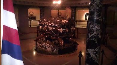 Photo: The sarcophagus of John Paul Jones