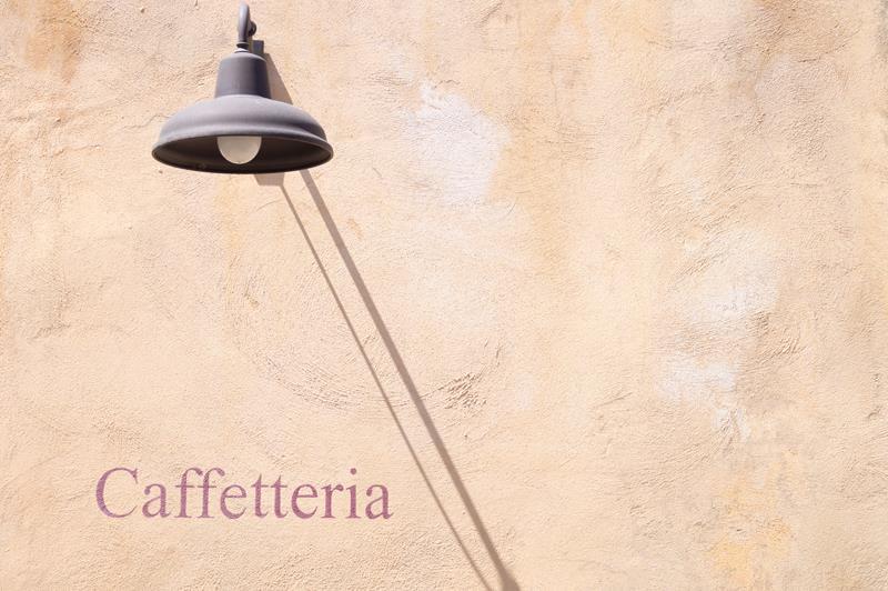 Cafetteria minimalista di L@Lisi