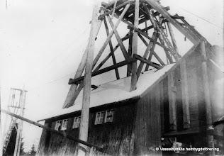 Photo: Ingelsgruvan-laven 1920