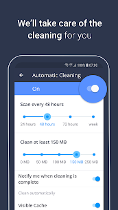 AVG Cleaner Pro APK 4.22.1 (Premium Unlocked) 5