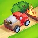 Golden Farm : Idle Farming Game icon