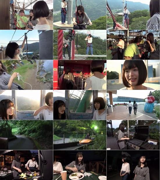 (Web)(480p) AKB48 Fukuoka Seina & NGT48 Takakura Moeka Ga Sagami-ko Pleasure Forest Kara Namahousou (NicoNico) 170903