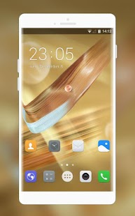 Theme for Honor 7X Abstract Wallpaper - náhled