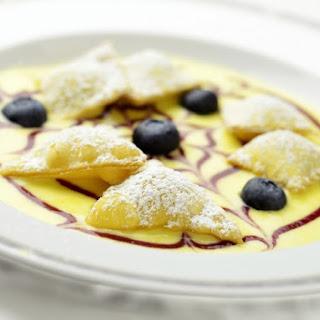 Deep Fried Sweet Ravioli