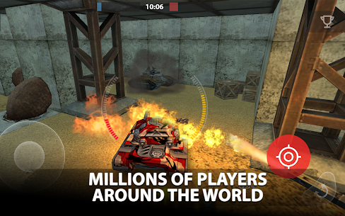 Tanki Online – PvP shooter App Download For Android 9