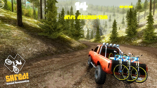 Shred! Downhill Mountainbiking 1.67 screenshots 5