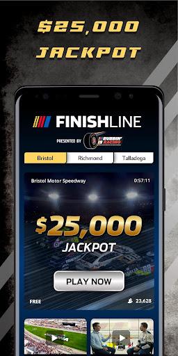 NASCAR Finish Line screenshot 1