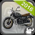 Führerschein Kl. A2 Motorrad