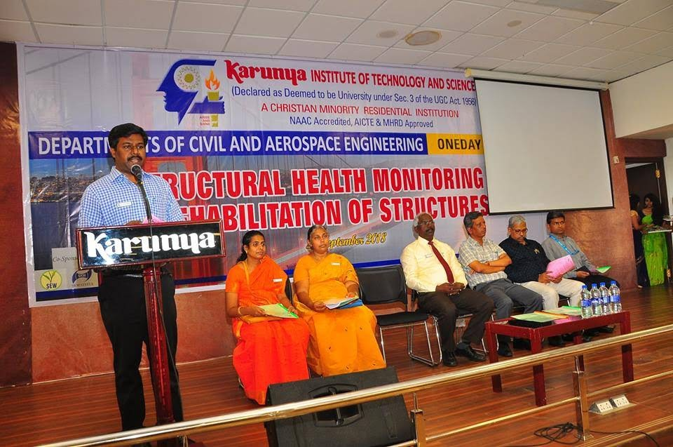 Workshop on Structural Health Monitoring