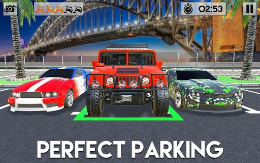 Sports Car parking 3D: Pro Car Parking Games 2020 apkdebit screenshots 8