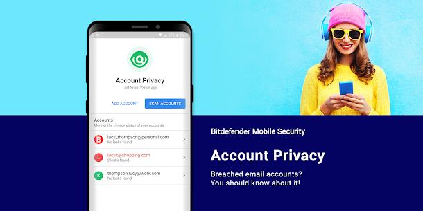 Bitdefender Mobile Security Apk & Antivirus 5