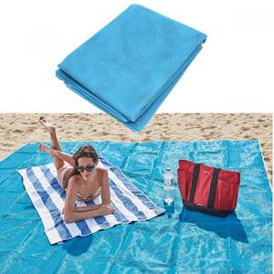 Prosop de plaja 150 x 200 cm, PVC. Nu retine nisipul.
