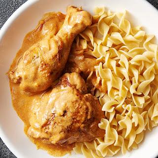 Crock Pot Chicken Paprika Hungarian Recipes.