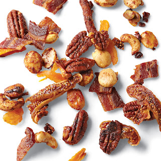 Barbecue Trail Mix.