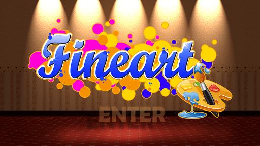 Fineart - 探索當代藝術遊戲