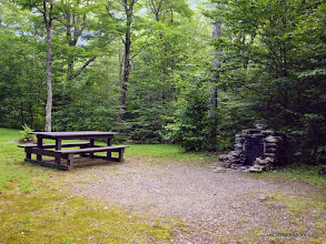 Photo: Smugglers Notch State Park camp site so pretty